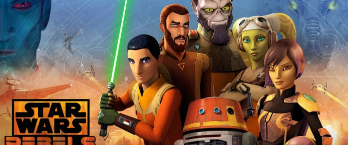 Release Date And Cover Art Revealed For Star Wars Rebels Season 4 Blu-Ray