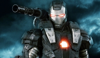 Take A Peek At War Machine's Upgraded Armor From Avengers: Infinity War