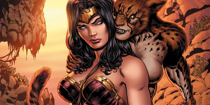 Wonder Woman Cheetah