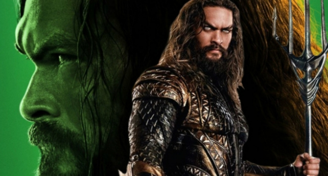 New Justice League Featurette Takes A Look At Aquaman's Costume