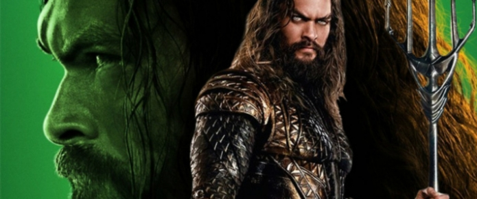 Zack Snyder Clowns Around With Jason Momoa In Justice League BTS Photo