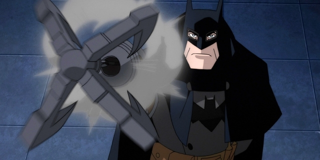 Batman Gotham By Gaslight Bat Hook