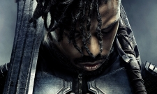 New Black Panther Concept Art Shows Alternate Killmonger Costume