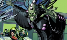 Krypton Reveals First Look At Brainiac