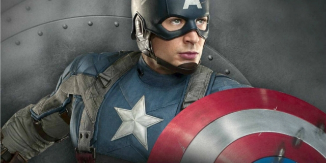 Captain America First Avengers