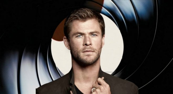chris hemsworth as next james bond