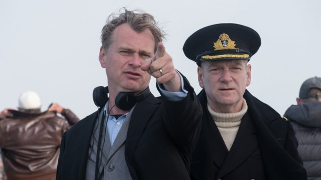 Christopher Nolan for James Bond