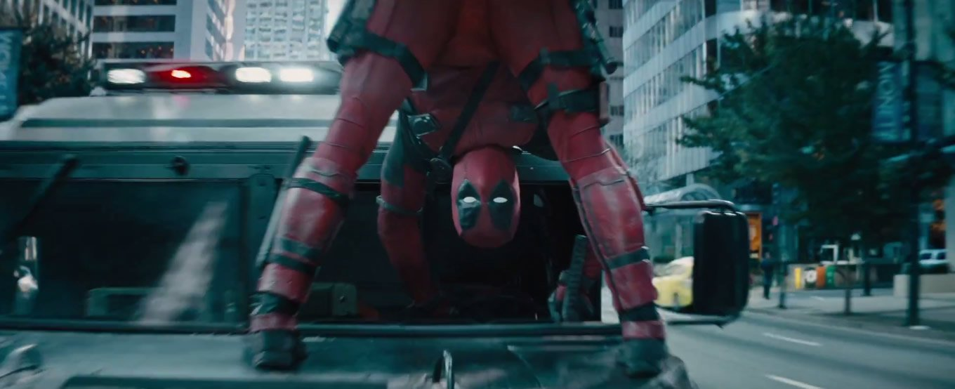 Deadpool 2 Trailer Features Two Thanos References
