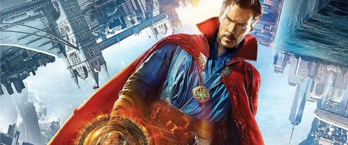 This Doctor Strange Concept Art Is Seriously Trippy Stuff