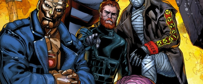 Geoff Johns Confirms That The Doom Patrol Will Appear In Titans TV Show