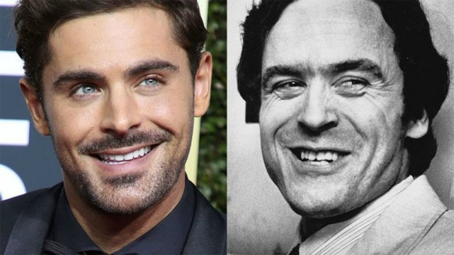 Zac Efron To Star As Ted Bundy in Extremely wicked