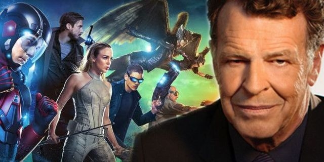 Legends of Tomorrow John Noble