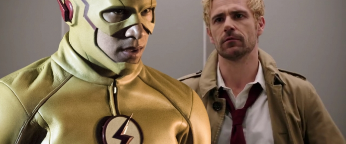 Constantine And Kid Flash Feature In New Legends Of Tomorrow Promo