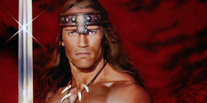 Amazon developing Conan the Barbarian reboot