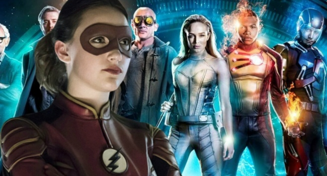 Jesse Quick To Speed Over To Legends Of Tomorrow For Guest Spot
