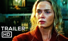 Silence Is Golden In Super Bowl Trailer For A Quiet Place