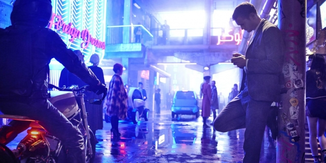 First look at Netflix's Mute