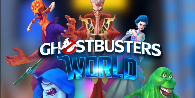 Ghostbuster World