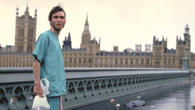 Cillian Murphy in 28 Days Later Photo