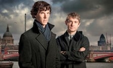 Martin Freeman Is Happy That Sherlock's Taking A Break