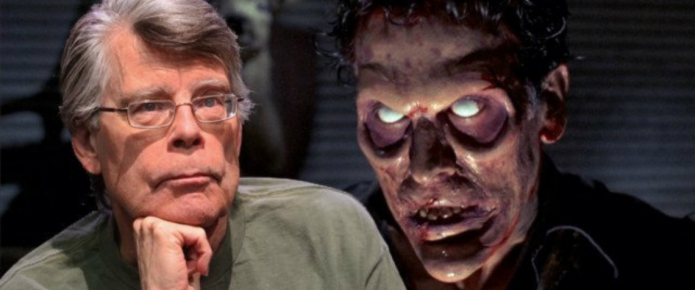 Bruce Campbell Says Stephen King Is Directly Responsible For Evil Dead II