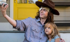The Walking Dead's Chandler Riggs Says Shooting Carl's Death Was Tough