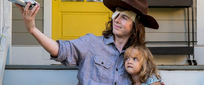 Latest Promo For The Walking Dead's Midseason Premiere Is All About The Outgoing Carl Grimes
