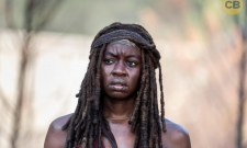 """The Walking Dead's Danai Gurira Is """"Absolutely Devastated"""" By Carl's Death"""