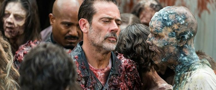 """The Walking Dead's First """"Fully Nude"""" Zombie To Feature In Season 8B"""