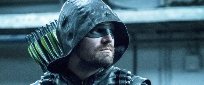 Arrow Season 7 Episode Titles Reveal When New Emerald Archer May Be Unmasked