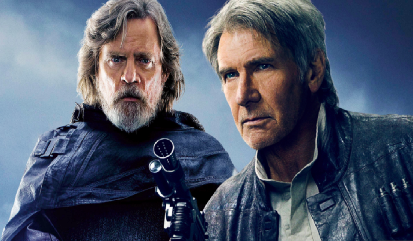 Luke Han Last Jedi