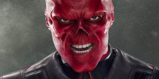 Red Skull in Infinity War