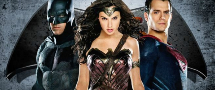 Zack Snyder Shares BTS Photo From Batman V Superman's Warehouse Fight