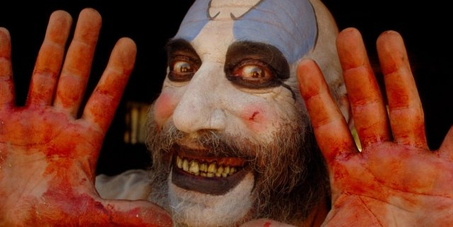 Sid Haig Devil's Rejects