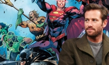 Armie Hammer Weighs In On The Justice League: Mortal Batman Costume