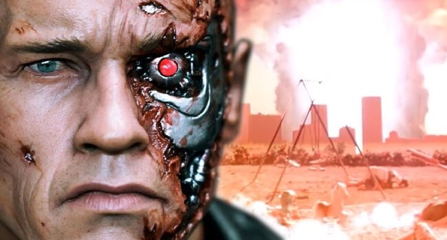 First Logo For Terminator Reboot Unveiled At CinemaCon