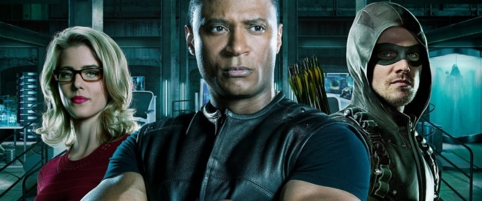 David Ramsey Says Team Arrow Will Get Back Together