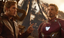 Infinity War's Chris Pratt Showers Praise On Robert Downey Jr. With Candid Set Stories