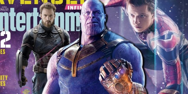 Infinity War EW Coverage