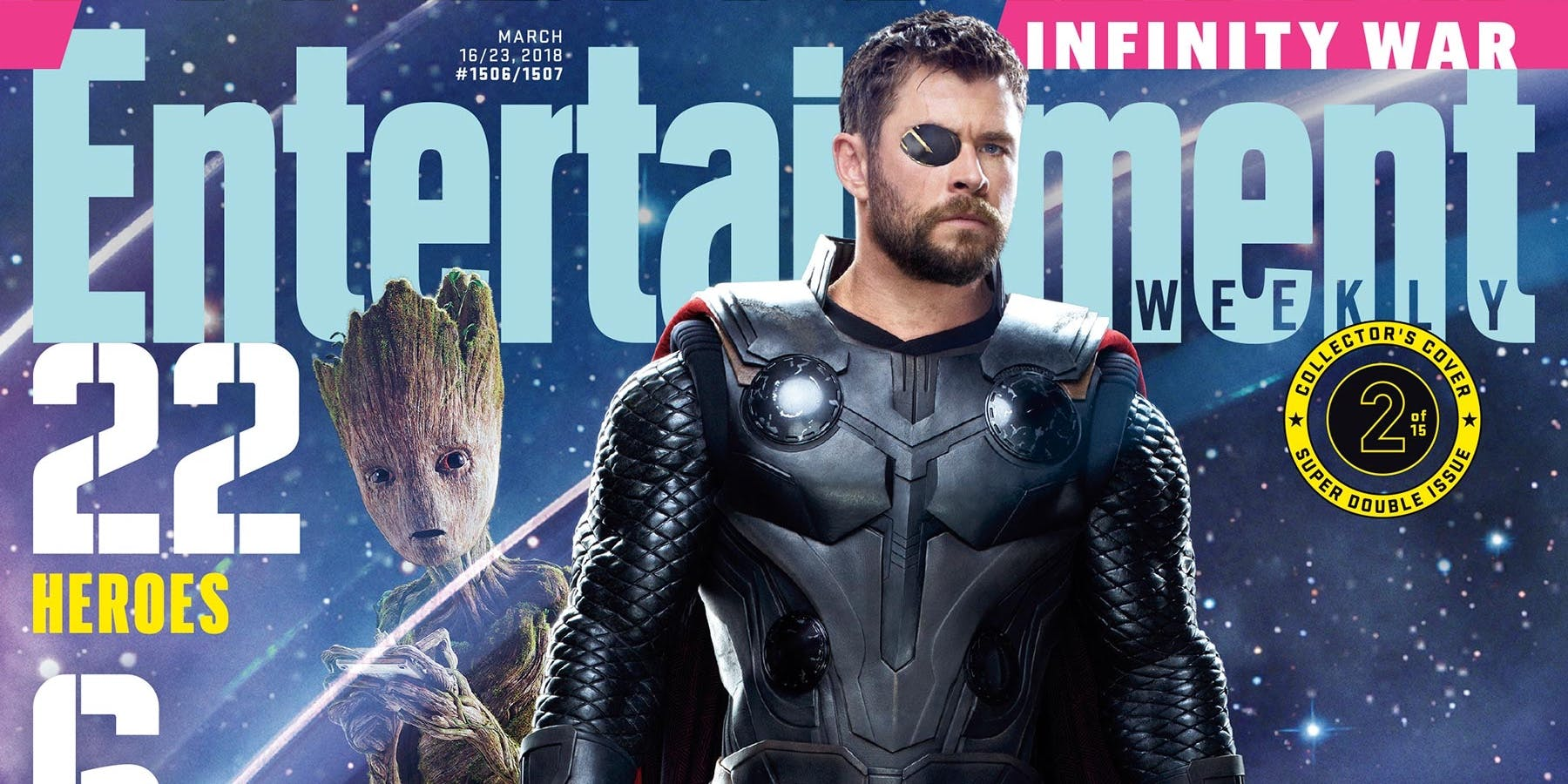 thor will be a pivotal character after avengers: infinity war