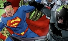 Batman Drops Superman With The Most Bizarre Of Tactics