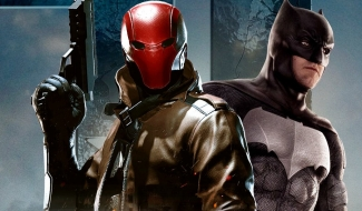 Fan-Made Art Shows How Red Hood Could Look In The DCEU