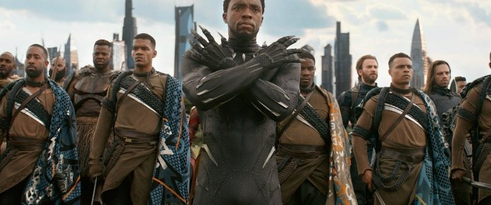 Chadwick Boseman Says Black Panther's Gunning For A Best Picture Oscar