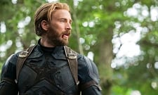 Chris Evans Says Agreeing To Play Captain America Was The Best Decision He's Ever Made