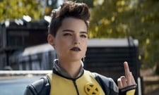 Deadpool 2 Star Brianna Hildebrand Credits Ryan Reynolds For LGBTQ Relationship Idea