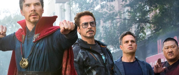 Avengers: Infinity War Just Passed Titanic At The Domestic Box Office