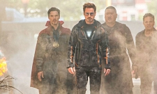 Strange And Stark Combine For Official Avengers: Infinity War Still