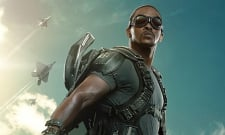 New Falcon And The Winter Soldier Set Pics Reveal First Look At Sam Wilson