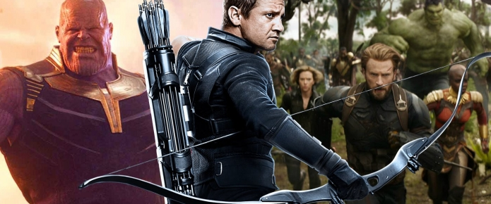 Marvel Says Big Things Are Coming Up For Hawkeye In Infinity War