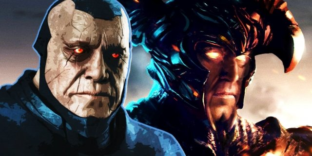 Justice League New Gods Steppenwolf